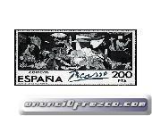 Compro sellos de España por kilos 5