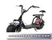 Moto Electrica Nueva tipo scooter