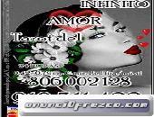 TAROT DEL AMOR CERTERO 910311422-806002128 0,42/0,79 cm € min red fija/móvil.