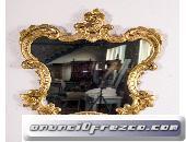 Maestro restaurador de espejos de bronce en Guayaquil Guayas Ecuador 2019 4