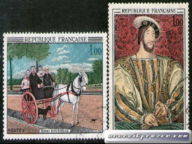 Busco sellos de Francia.
