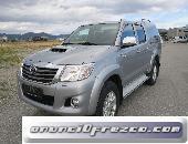 Toyota HiLux 3,0 D- AUT-4X4