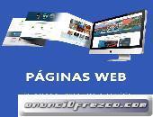 diseño de paginas web para comercios y particulares