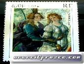 Compro sellos de Alemania y Francia al peso 3