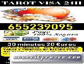 TAROT REAL - VIDENCIA NATURAL - VISA24H.