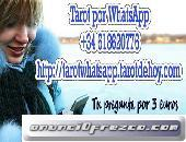 Tarot x whatsapp , tu pregunta por 3 euros 618620776