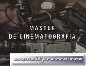 MÁSTER DE CINEMATOGRAFÍA