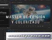 MÁSTER DE EDICIÓN Y COLORIZADO