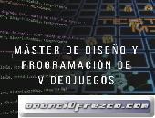 MÁSTER DE DISEÑO Y PROGRAMACIÓN DE VIDEOJUEGOS