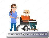 Busco trabajo  de Cuidadora de enfermos en Hospitales por la noche