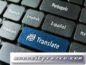 Traducciones profesionales inglés a español / español a inglés