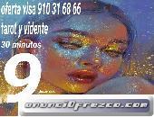30 minutos 9 euros tarot y videntes precio económico
