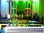 Orquesta para cumpleaños en Lima Peru Matrimionios Musica variada de Orquesta en vivo La Trivia