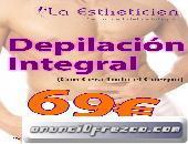 Promoción en depilación integral 1