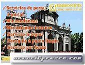 PORTES CON PRECIOS ECONOMICOS EN MONCLOA
