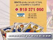 Tarot, Videncia y rituales todo por 5€ 15 minutos Visa.
