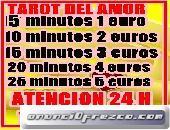 Tarot barato  5 minutos 1 euro