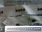 Etiqueta algodón ecológica para bebés 3