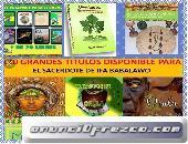 Coleccion de 120 Libros en PDF de IFA para BABALAWO