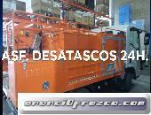 A.S.F. DESATASCOS 24H.