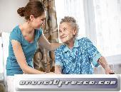 Cuidar pacientes en clínicas y casas