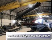 Fábrica de estructuras  metalicas