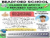 CLASES DE APOYO ESCOLAR PARA VERANO