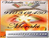 OFERTAS TODA VISA 4 € 15 min. 7€ 25 min. 9€ 30min 10€ 35min TAROT Y VIDENCIA 910312450/ 806002109