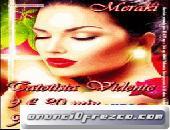 MERAKI 4€ 15 min. 910312450-806 002 109 vidente y tarotista