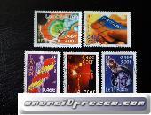 Cambio sellos de Francia por Alemania 3x1 2