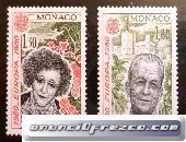 Cambio sellos de Francia por Alemania 3x1 3