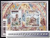 Cambio sellos de Francia por Alemania 3x1 4