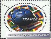 Cambio sellos de Francia por Alemania 3x1 5