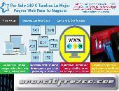 Super Oferta Web por solo 149€ + iva