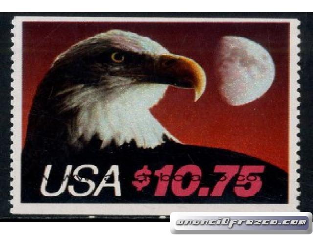 Compro sellos de América