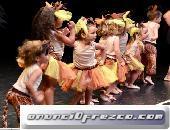 CLASES INFANTILES DE TODO TIPO DE BAILE
