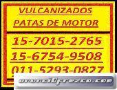 Piezas Especiales 15-7015-2765 Patas Motor Vulcanizado Vulcanizado de Piezas Especiales Vulcanizados