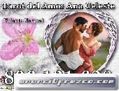 Tarot del Amor Ana Celeste  806 a 0.42€/m
