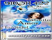 VIDENCIA  Y TAROT DEL AMOR  Promoción Visa 6€ 20min. 910311422/806002128