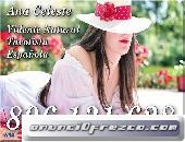 *Vidente Natural y Tarotista Ana Celeste* 806 a 0.42€/min..
