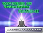 919 99 11 99 Tarot Español 24 h . Aciertos garantizados