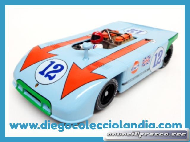 FLY CAR MODEL PARA SCALEXTRIC EN DIEGO COLECCIOLANDIA