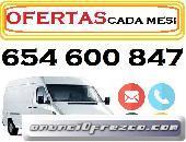 FLETES GRANDES, MEDIANOS Y PEQUEÑOS EN MADRID