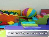 FIGURAS ESPUMA, DUMIES, ARCOS, 3D, HINCHABLES