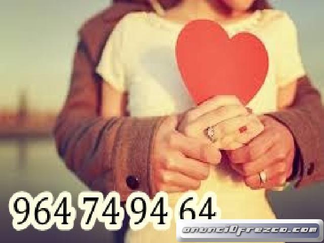 Videntes recomendadas. Amor. Solo 4.40 EUR 15 min