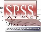 Ayuda en investigaciones con el programa spss, para el ámbito de ciencias de la salud