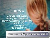 Masajista/ Terapeuta  Micalada 653242343....Micalada