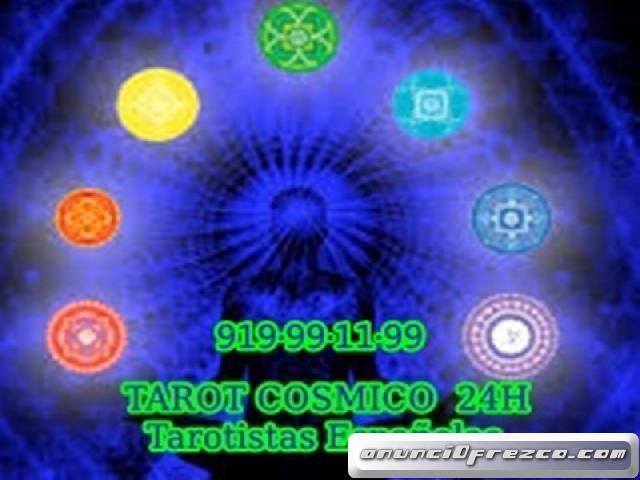 Videntes de confianza. Tarot Español 919991199