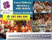 Cenas para Navidad y Año Nuevo Lima 2020 - Delivery