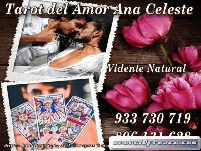 Vidente Natural y Tarotista Ana Celeste 806 a 0.42€/m...